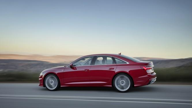 Audi ra mắt A6 2019: Đẹp và hiện đại như đàn anh A8 ảnh 8