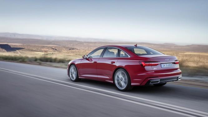 Audi ra mắt A6 2019: Đẹp và hiện đại như đàn anh A8 ảnh 1