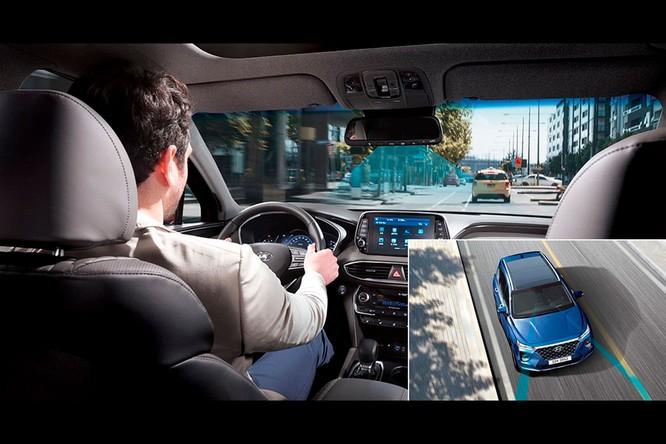 Trải nghiệm nhanh Hyundai Santa Fe 2019 tại Hàn Quốc ảnh 11