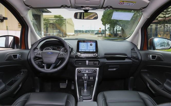 Ford EcoSport 2018 mới đã có giá bán chính thức tại Việt Nam ảnh 2