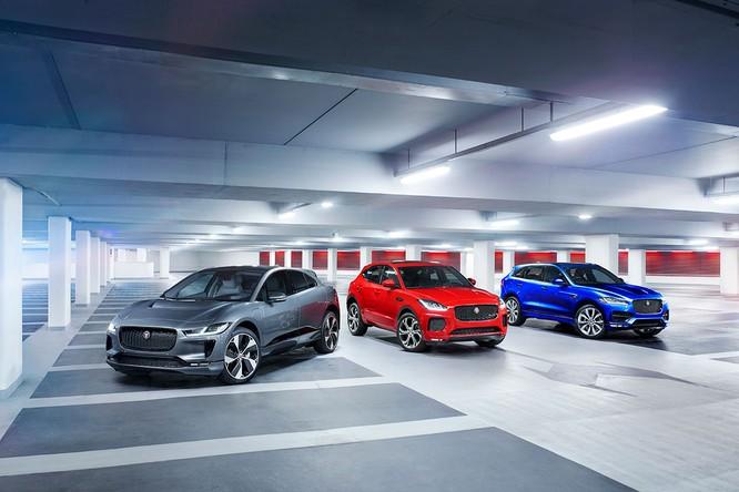 Jaguar I-PACE 2019: Quyết đấu đầu với đối thủ Tesla ảnh 12