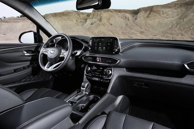 Trải nghiệm nhanh Hyundai Santa Fe 2019 tại Hàn Quốc ảnh 2