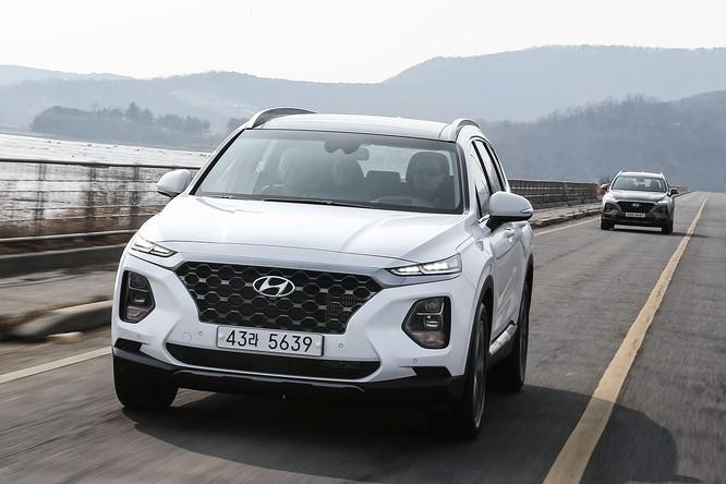 Trải nghiệm nhanh Hyundai Santa Fe 2019 tại Hàn Quốc ảnh 5