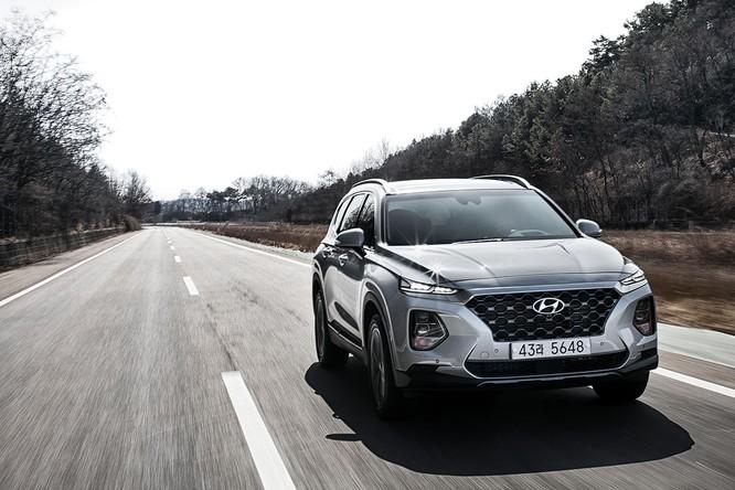 Trải nghiệm nhanh Hyundai Santa Fe 2019 tại Hàn Quốc ảnh 1