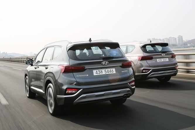 Trải nghiệm nhanh Hyundai Santa Fe 2019 tại Hàn Quốc ảnh 13
