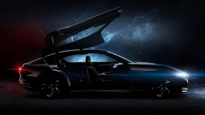Hãng thiết kế cho VinFast hé lộ bản concept mới ảnh 1