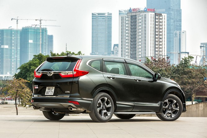 Honda CR-V về Việt Nam giá thấp nhất 958 triệu đồng ảnh 1