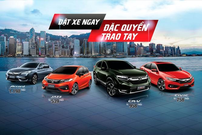 Honda CR-V về Việt Nam giá thấp nhất 958 triệu đồng ảnh 2
