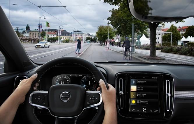 """Volvo XC40 ẵm giải """"Xe châu Âu của năm 2018"""" ảnh 2"""