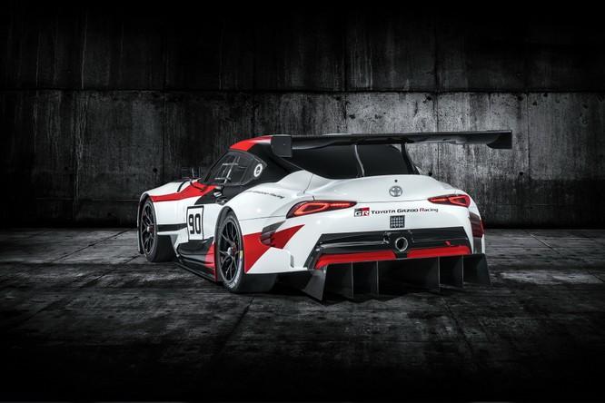 """""""Huyền thoại"""" Toyota Supra 2019 sẽ trông như thế này sao? ảnh 6"""