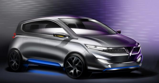 VinFast sẽ giới thiệu thêm 2 mẫu xe cỡ nhỏ và xe điện vào năm 2019 ảnh 1