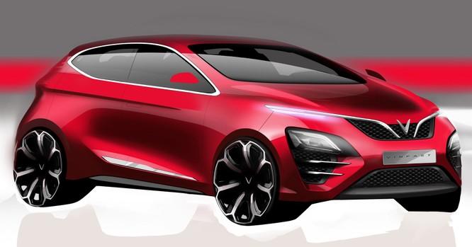 VinFast sẽ giới thiệu thêm 2 mẫu xe cỡ nhỏ và xe điện vào năm 2019 ảnh 2