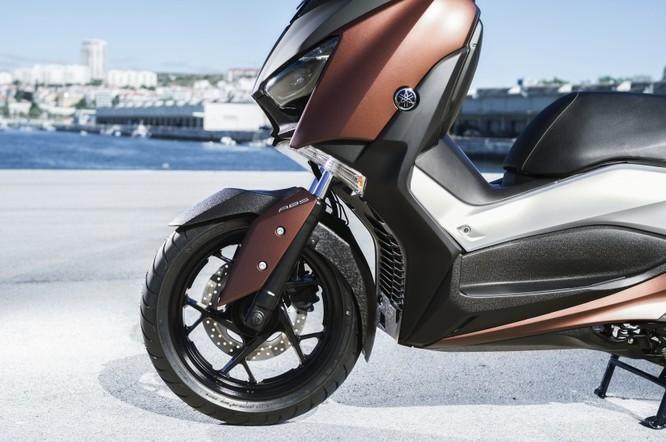 Yamaha X-Max 250 2018 chính thức có giá bán từ 145 triệu đồng ảnh 19