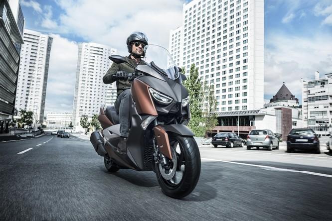 Yamaha X-Max 250 2018 chính thức có giá bán từ 145 triệu đồng ảnh 4