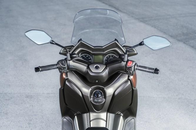 Yamaha X-Max 250 2018 chính thức có giá bán từ 145 triệu đồng ảnh 21