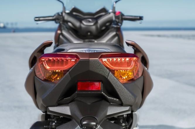 Yamaha X-Max 250 2018 chính thức có giá bán từ 145 triệu đồng ảnh 22