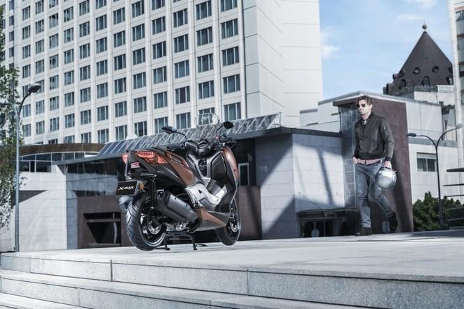 Yamaha X-Max 250 2018 chính thức có giá bán từ 145 triệu đồng ảnh 1