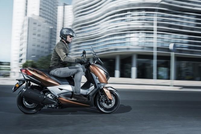 Yamaha X-Max 250 2018 chính thức có giá bán từ 145 triệu đồng ảnh 3