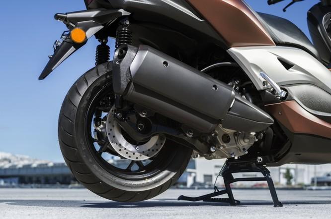 Yamaha X-Max 250 2018 chính thức có giá bán từ 145 triệu đồng ảnh 12