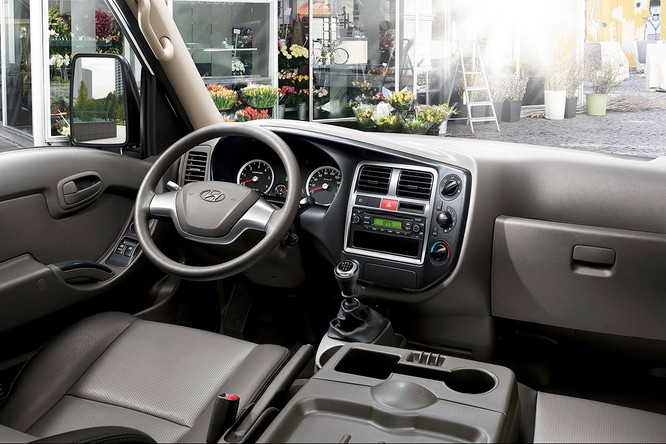 Hyundai Thành Công ra mắt dòng xe tải nhẹ mới Porter 150 ảnh 2