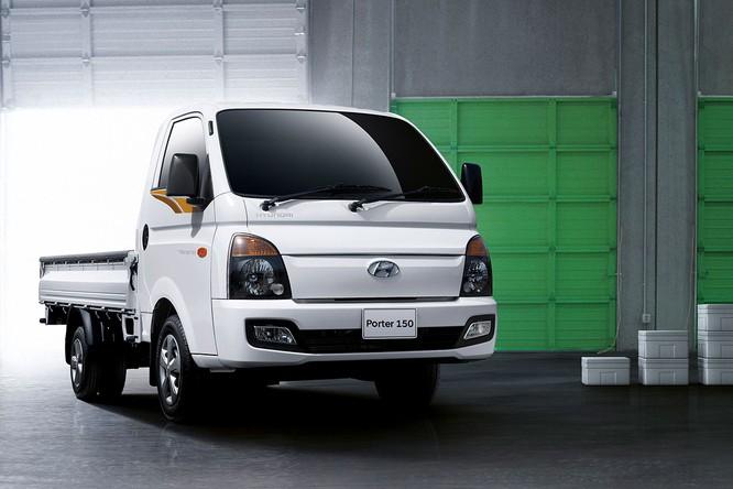 Hyundai Thành Công ra mắt dòng xe tải nhẹ mới Porter 150 ảnh 4