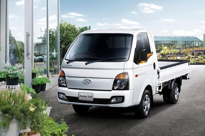 Hyundai Thành Công ra mắt dòng xe tải nhẹ mới Porter 150 ảnh 3