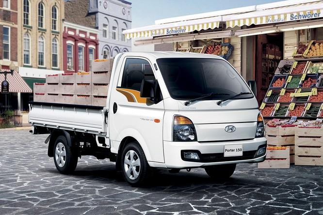 Hyundai Thành Công ra mắt dòng xe tải nhẹ mới Porter 150 ảnh 5