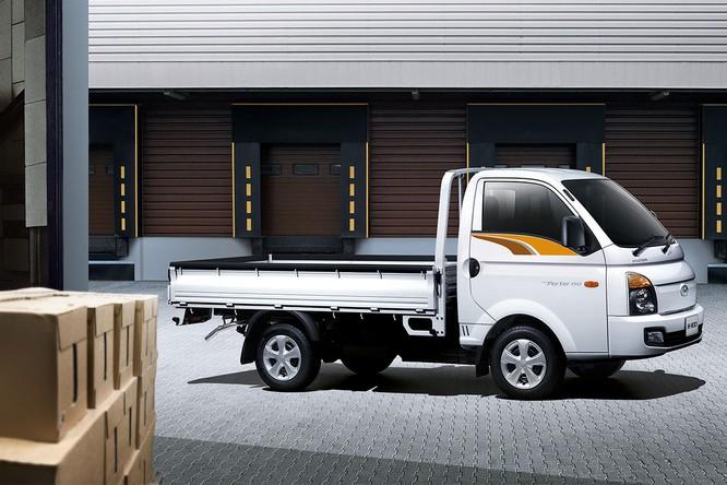Hyundai Thành Công ra mắt dòng xe tải nhẹ mới Porter 150 ảnh 1