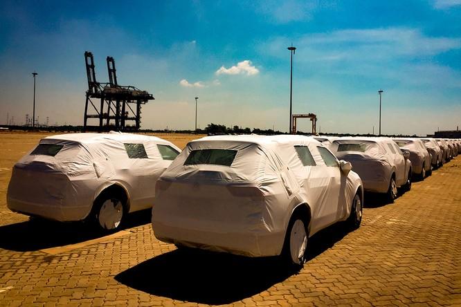 Volkswagen Tiguan Allspace 2018 đã có mặt tại Việt Nam, giao xe trong tháng 5/2018 ảnh 1