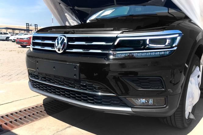 Volkswagen Tiguan Allspace 2018 đã có mặt tại Việt Nam, giao xe trong tháng 5/2018 ảnh 2