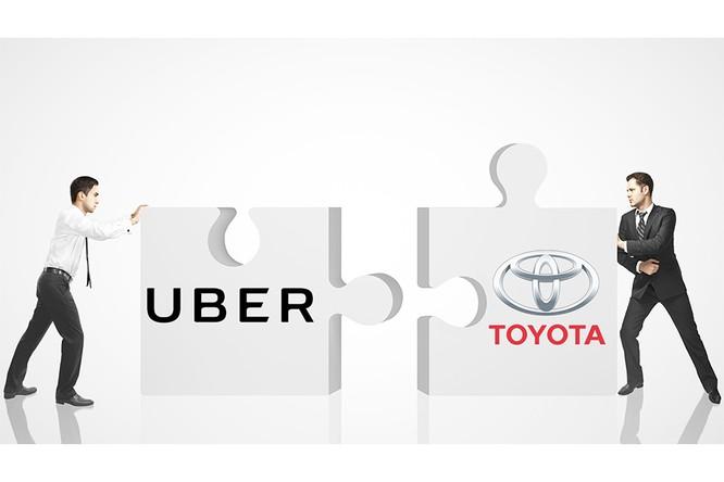 Công nghệ tự lái của Uber sẽ sớm có mặt trên các xe Toyota ảnh 1
