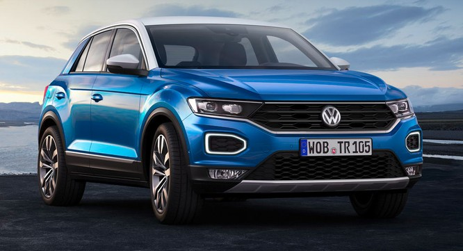 Volkwagen sắp ra mắt mẫu SUV mới, chỉ dành cho Trung Quốc và Mỹ ảnh 1
