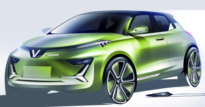 Đây là hai mẫu xe mới của VinFast được ưa thích nhất, sẽ ra mắt cuối năm 2019 ảnh 1