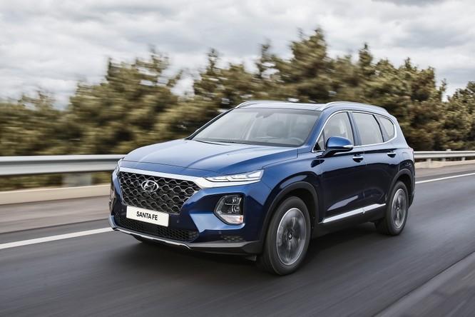 Hyundai Tucson 2019 chuẩn bị ra mắt vào cuối tháng 3/2018 ảnh 2