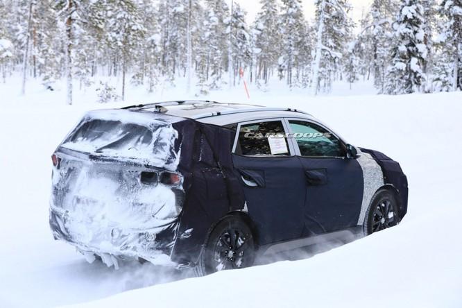 Hyundai Tucson 2019 chuẩn bị ra mắt vào cuối tháng 3/2018 ảnh 1