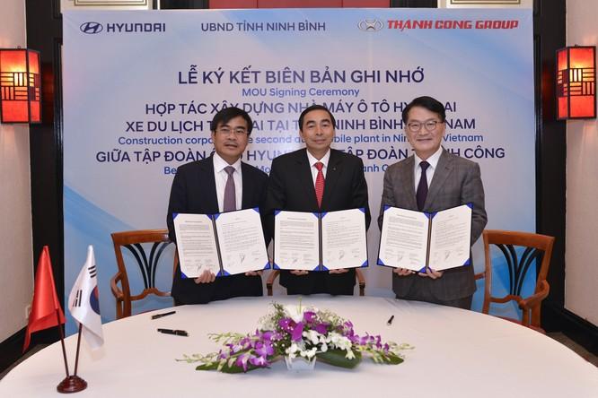 Sớm xây dựng nhà máy lắp ráp xe Hyundai thứ hai tại Việt Nam ảnh 1