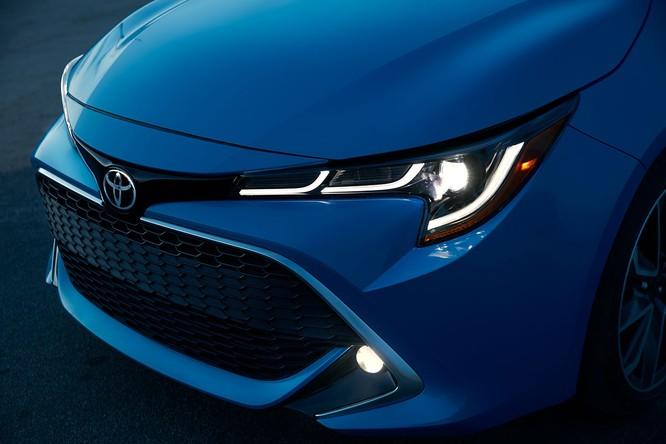 Ngỡ ngàng trước hình ảnh quá đẹp của Toyota Corolla 2019 thế hệ mới ảnh 13