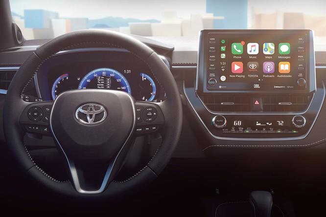 Ngỡ ngàng trước hình ảnh quá đẹp của Toyota Corolla 2019 thế hệ mới ảnh 24