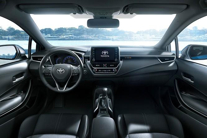 Ngỡ ngàng trước hình ảnh quá đẹp của Toyota Corolla 2019 thế hệ mới ảnh 3