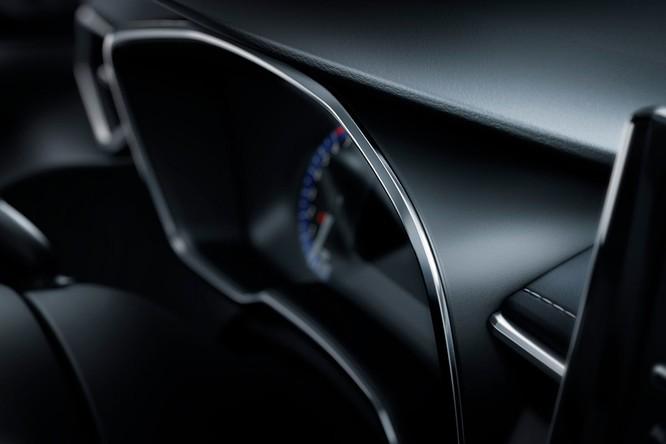 Ngỡ ngàng trước hình ảnh quá đẹp của Toyota Corolla 2019 thế hệ mới ảnh 28