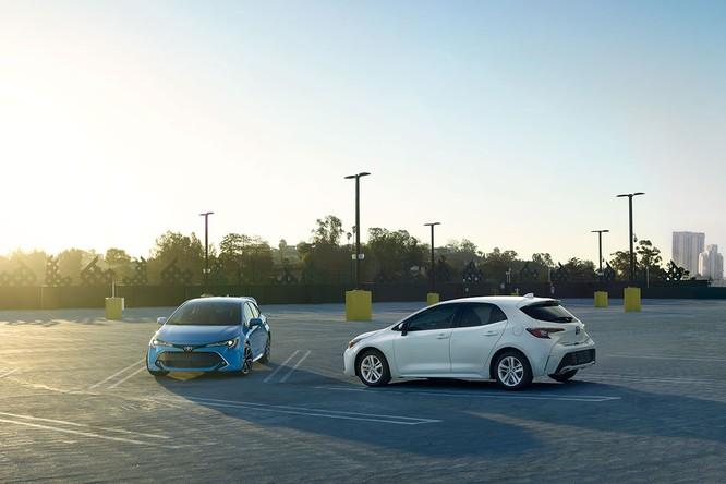 Ngỡ ngàng trước hình ảnh quá đẹp của Toyota Corolla 2019 thế hệ mới ảnh 5