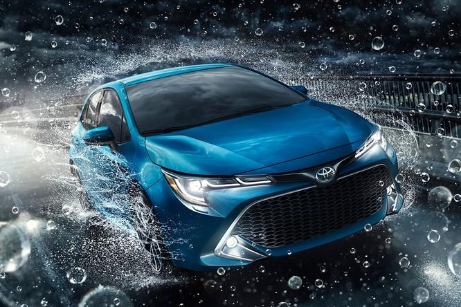 Ngỡ ngàng trước hình ảnh quá đẹp của Toyota Corolla 2019 thế hệ mới ảnh 2