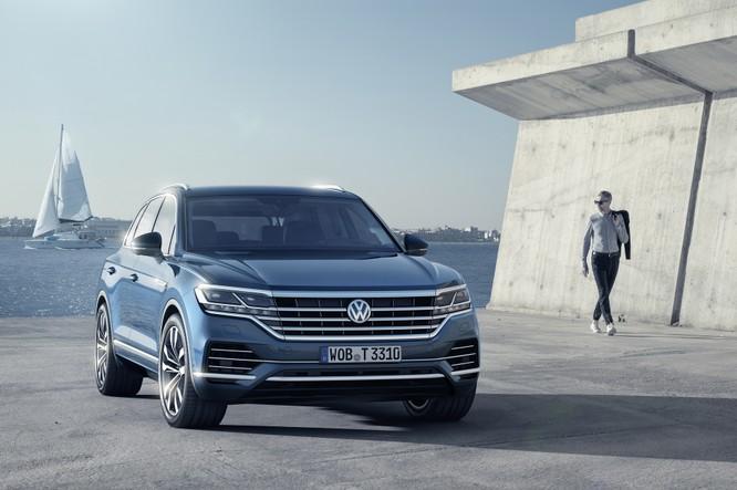 Volkswagen Touareg 2019 chính thức trình làng, to hơn, nhẹ hơn và đầy ắp công nghệ ảnh 13