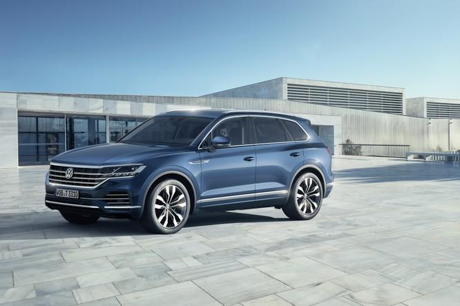 Volkswagen Touareg 2019 chính thức trình làng, to hơn, nhẹ hơn và đầy ắp công nghệ ảnh 14