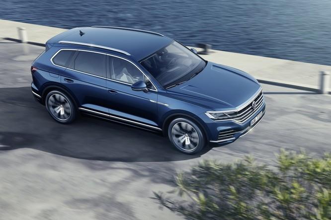 Volkswagen Touareg 2019 chính thức trình làng, to hơn, nhẹ hơn và đầy ắp công nghệ ảnh 15