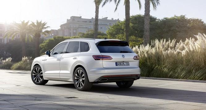 Volkswagen Touareg 2019 chính thức trình làng, to hơn, nhẹ hơn và đầy ắp công nghệ ảnh 5