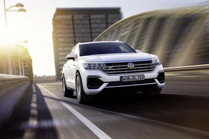 Volkswagen Touareg 2019 chính thức trình làng, to hơn, nhẹ hơn và đầy ắp công nghệ ảnh 18