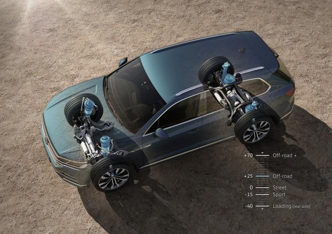 Volkswagen Touareg 2019 chính thức trình làng, to hơn, nhẹ hơn và đầy ắp công nghệ ảnh 26