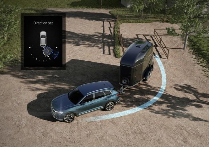 Volkswagen Touareg 2019 chính thức trình làng, to hơn, nhẹ hơn và đầy ắp công nghệ ảnh 28