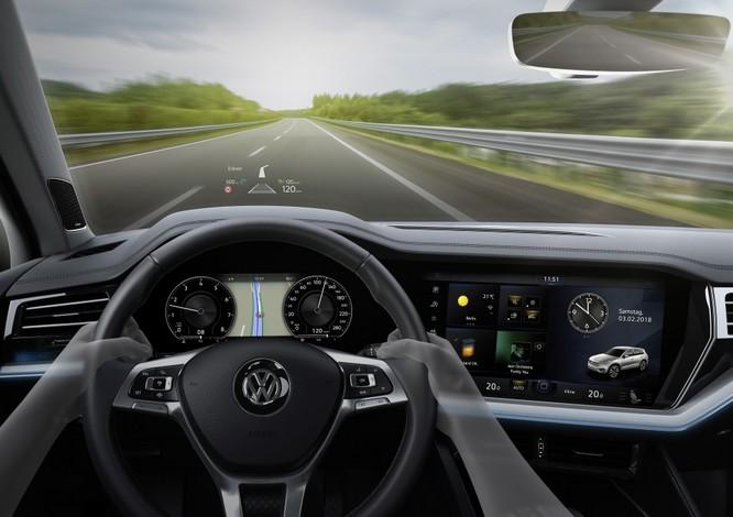 Volkswagen Touareg 2019 chính thức trình làng, to hơn, nhẹ hơn và đầy ắp công nghệ ảnh 22
